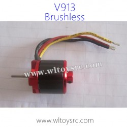 WLTOYS V913 Helicopter Parts, Brushless Motor