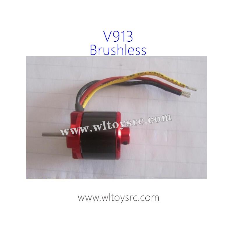 WLTOYS V913 Helicopter Parts, Brushless Motor