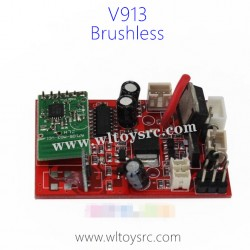 WLTOYS V913 Helicopter Parts, Brushless Receiver