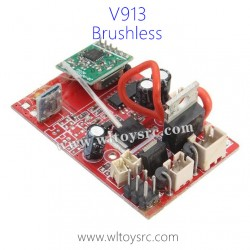 WLTOYS V913 Helicopter Parts, Brushless Receiver V913-p-02
