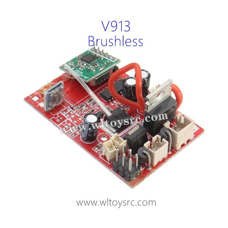 WLTOYS V913 Helicopter Parts, Brushless Receiver V913-p-02