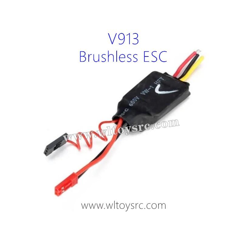WLTOYS V913 Helicopter Parts, Brushless ESC Board V913-p-05
