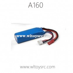 WLTOYS XK A160-J3 Parts, 7.4V Lipo Battery