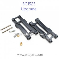 Subotech BG1525 1/10 Upgrade Parts, Metal Swing Arm Aluminum Alloy Black