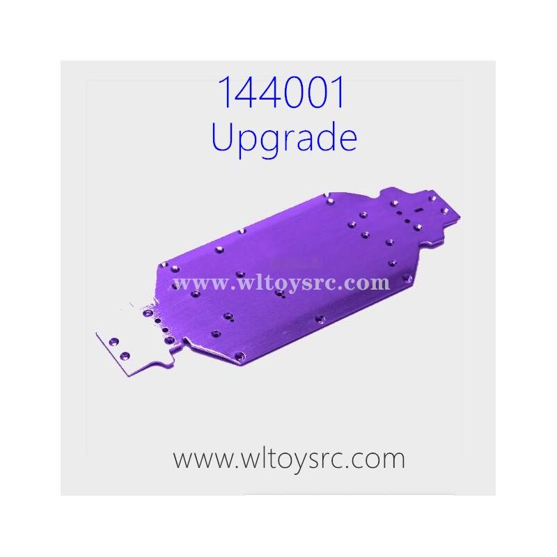 WLTOYS 144001 Upgrade Parts Car Bottom Board