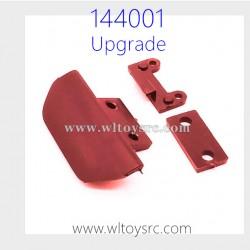 WLTOYS 144001 1/14 RC Car Upgrade Parts Front Bumper kit