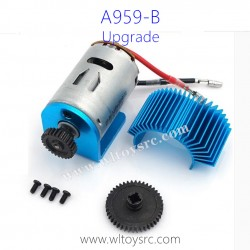 WLTOYS A959B Upgrade Parts, 540 Motor Reduction Gear