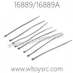 HBX16889 Parts, Zip Ties P010