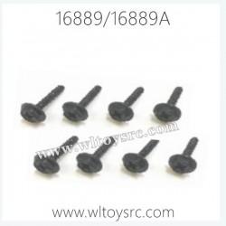 HBX16889 RC Car Parts, Wheel Lock Blots