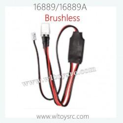 HBX16889 RC Car Parts, Headlight LED