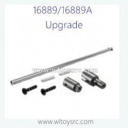 HBX16889 Upgrade Parts, Upgrade Metal Center Drive Shaft Kit M16101