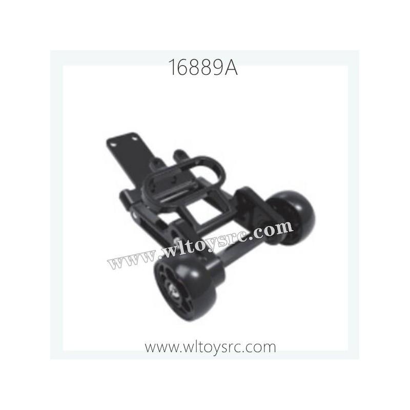 HBX16889 Parts, Wheelie Bar Assembly M16108