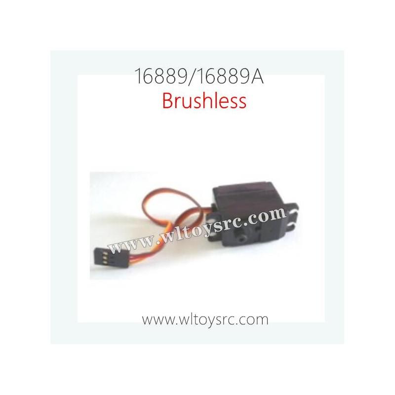 HBX16889 Parts, Brushless 3-Wire Servo M16109