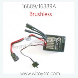 HBX16889 Parts, Brushless ESC Receiver M16110