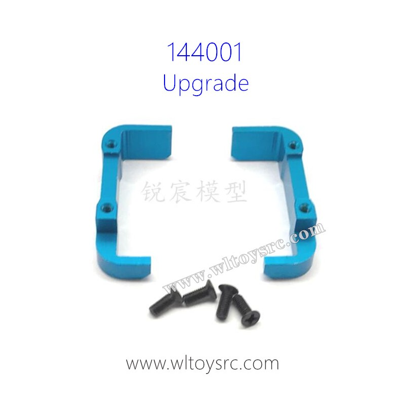 WLTOYS 144001 Upgrade Parts, Metal Battery Fixing Seat
