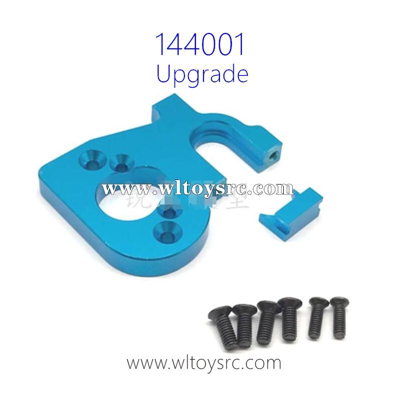 WLTOYS 144001 RC Car Upgrade Parts Motor Fixing Seat and Servo Fixing Seat