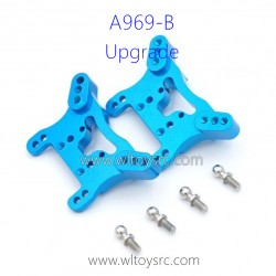 WLTOYS A969B 1/18 Upgrade Parts, Shock Board Aluminum Alloy
