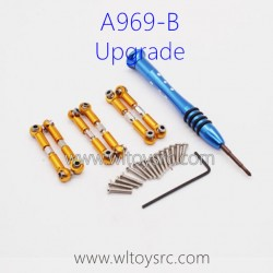 WLTOYS A969B Upgrade Parts, Connect Rods