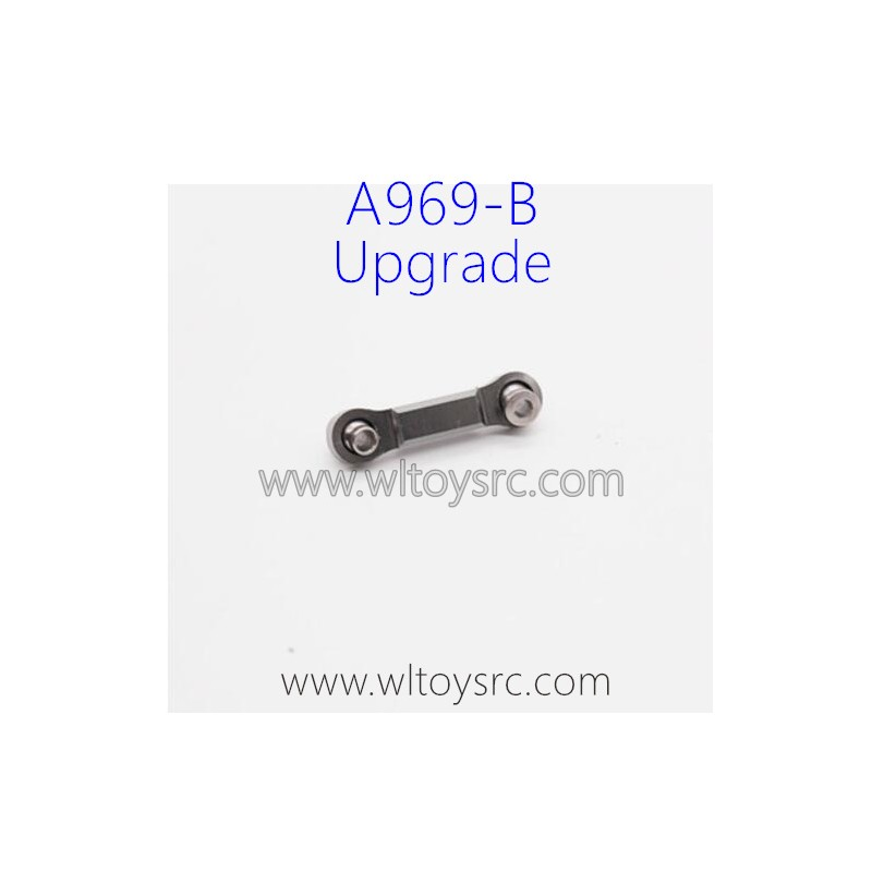 WLTOYS A969B Upgrade Parts, Connect Rod For Servo Titanium