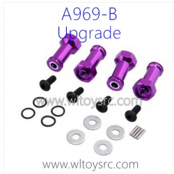 WLTOYS A969B Off-Road RC Car Upgrade Parts, Extension adapter