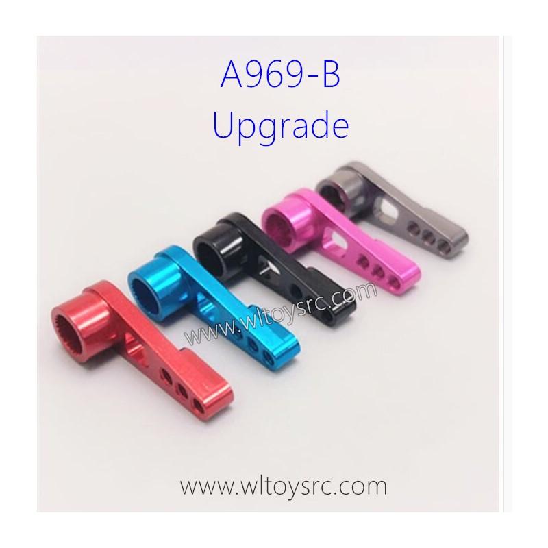 WLTOYS A969B Upgrade Parts, 25T Servo Arms Aluminum Alloy