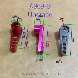 WLTOYS A969B Upgrade Parts, 25T Servo Arms