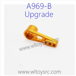 WLTOYS A969B Upgrade Parts, 25T Servo Arms Golden