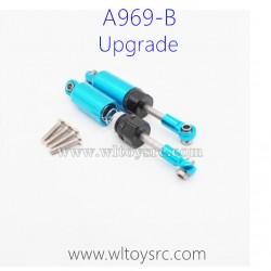 WLTOYS A969B Upgrade Parts, Shock Absorber Seal design