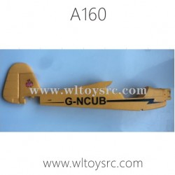 WLTOYS XK A160 3D6G Plane Parts Main Body Kit