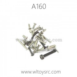 WLTOYS A160 RC Glider Parts, Screws Pack 0012