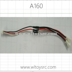WLTOYS A160 RC Glider Parts, A600 Brushless Aileron Extension Cord