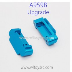 WLTOYS A959B RC Car Upgrade Parts, Front and Rear Bumper