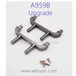 WLTOYS A959B RC Car Upgrade Parts, Car Shell Sport Post Titanium