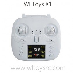 WLTOYS X1 5G GPS Drone Parts-2.4G Transmitter