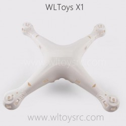 WLTOYS X1 Drone Parts-Body Shell