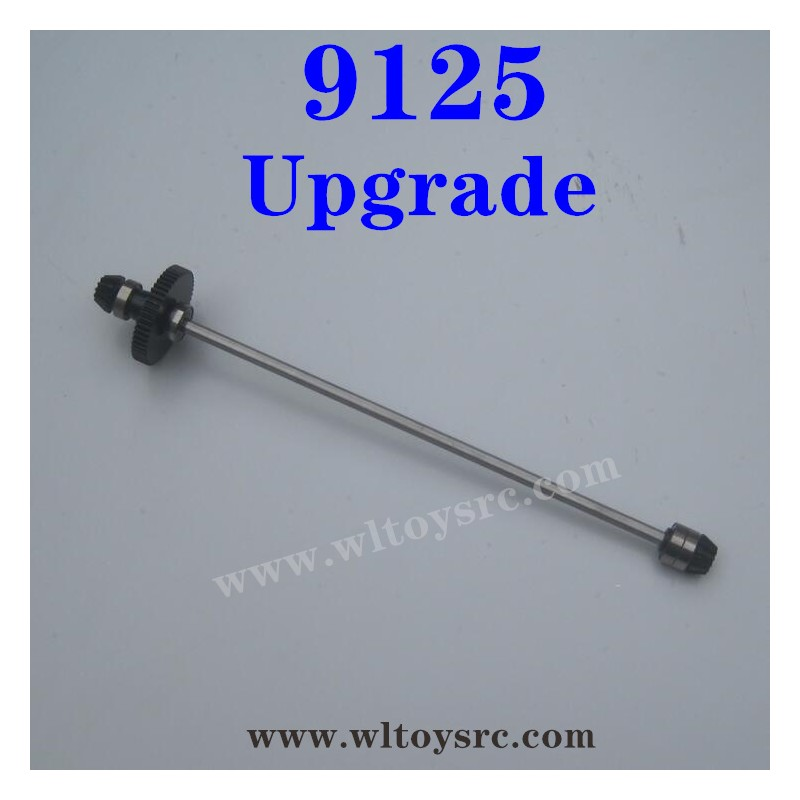 XINLEHONG 9125 Upgrade Metal Parts, Reduction Gear and Drive Bevel Gear