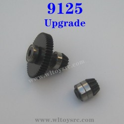 XINLEHONG Toys 9125 Upgrade Parts, Big Gear, Drive Bevel Gear and Bearing