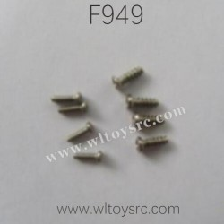 WLTOYS F949 Parts Screws Bag