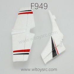 WLTOYS F949 Parts Tail Wings 002
