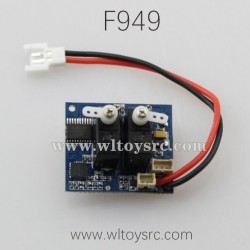 WLTOYS F949 RC Airplane Parts Receiver Board