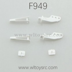 WLTOYS F949 RC Airplane Parts Adjust Fixing kit 011