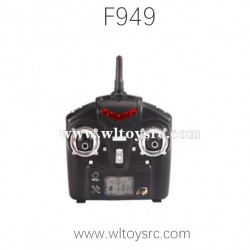WLTOYS F949 RC Airplane Parts Remote Control