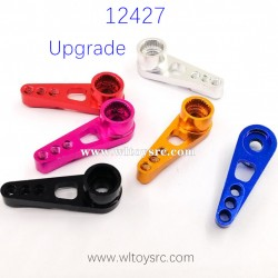 WLTOYS 12427 Upgrade Parts Metal Servo Arm