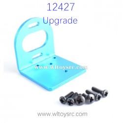 WLTOYS 12427 RC Car Upgrade Parts Motor Holder Blue