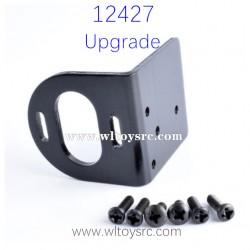 WLTOYS 12427 RC Car Upgrade Parts Motor Holder Black