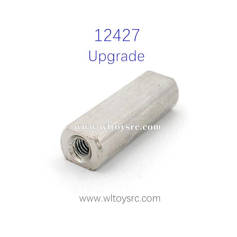 WLTOYS 12427 RC Car Upgrade Parts Active Rear axle Opinion