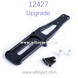 WLTOYS 12427 RC Car Upgrade Parts Front Shock Board Black