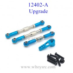 WLTOYS 12402-A Upgrade Parts Metal Connect Rods