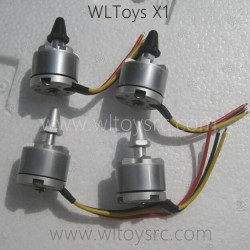 WLTOYS X1 5G Drone Parts-Brushless Motor