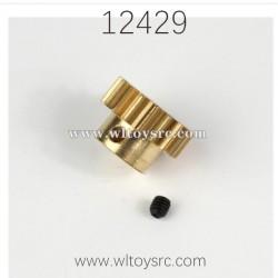 WLTOYS 12429 1/12 RC Car Parts, Motor Gear 0088